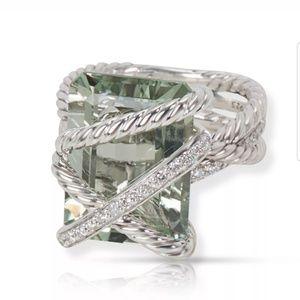 David yurman wrap up ring
